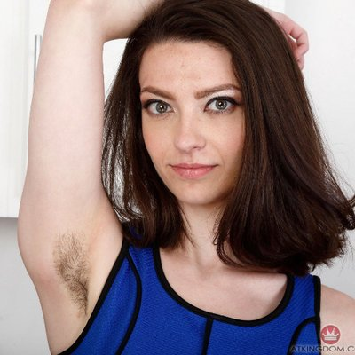 Women with hairy armpit pics naked