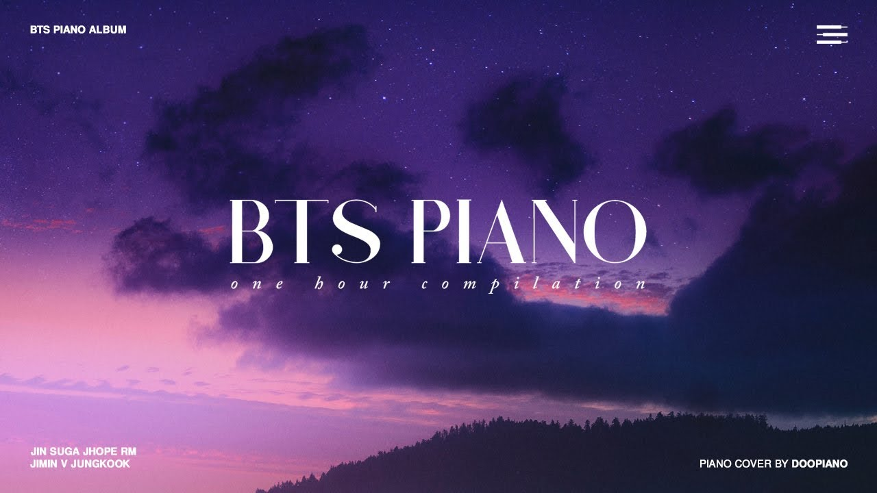 Bts cover piano