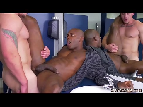 First time gay black cock
