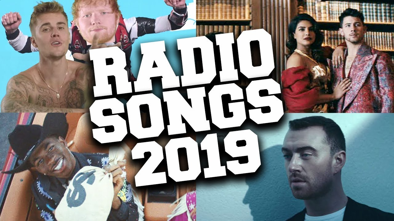 Top 20 songs played on the radio today