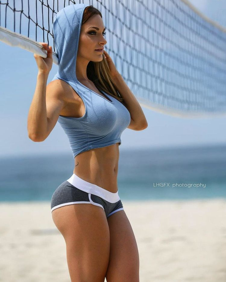 Hot and fit girls