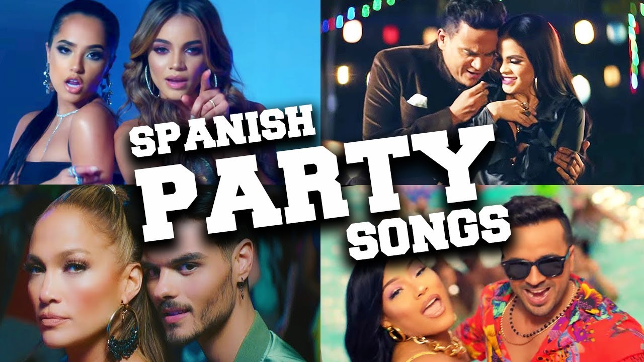 Most popular party dance songs