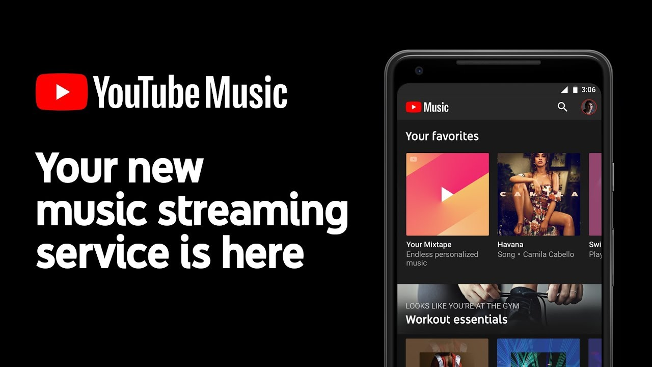 Theres a new youtube music web player for desktop